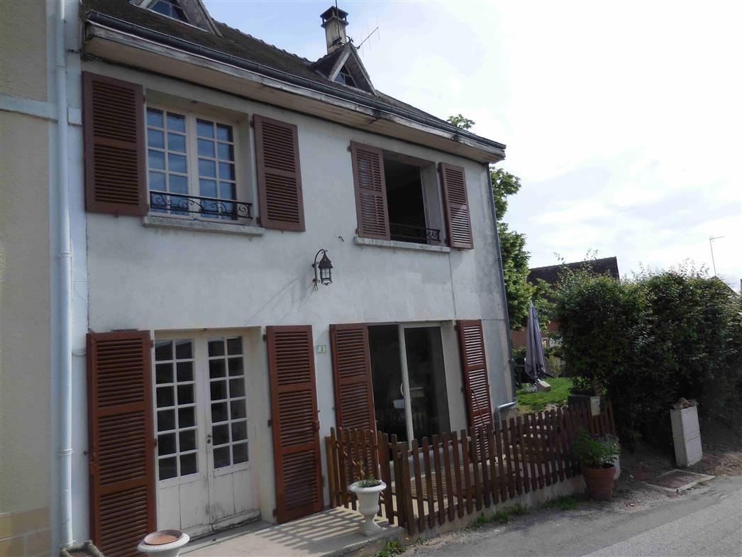Maison de bourg proche Bellême - Façade